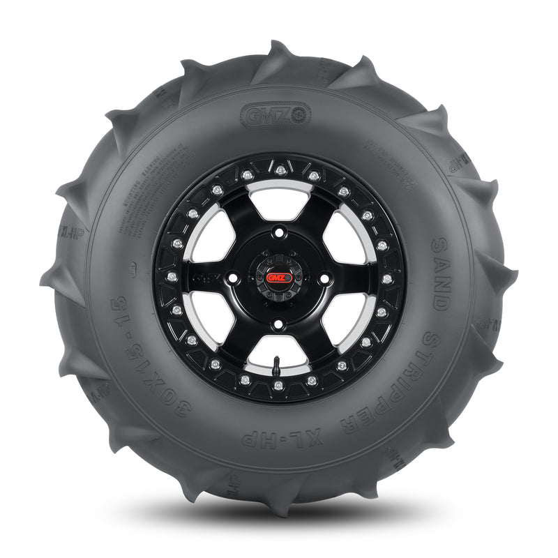 GMZ Sand Stripper Tire 16 Paddle