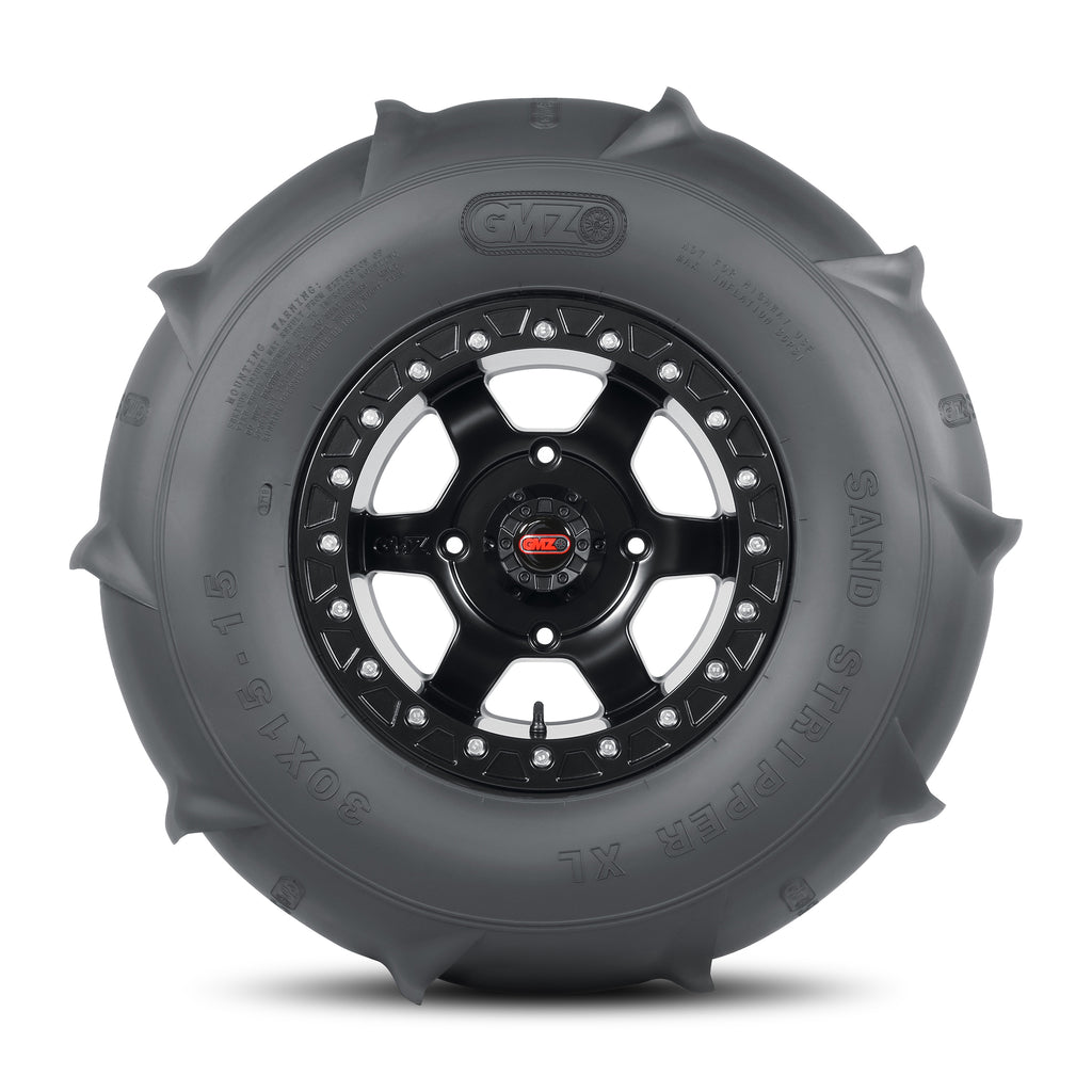 GMZ Sand Stripper Tire 10 Paddle