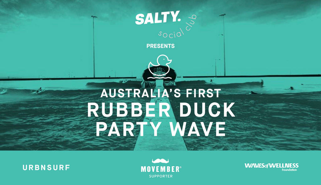 2020 Rubber Duck Party Wave