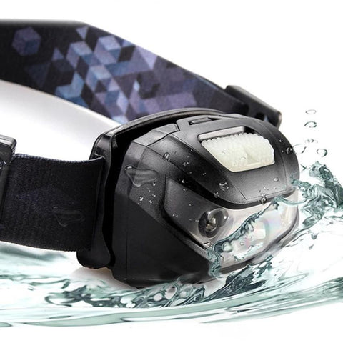 Rechargeable LED Headlamp