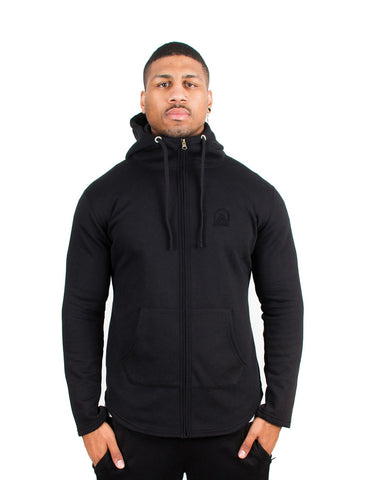 Aubrey x Black - Hooded Jacket