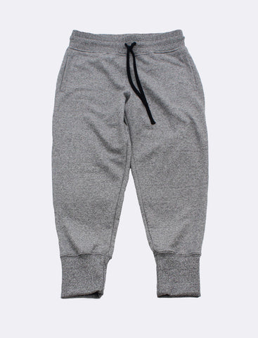 Leighton x Salt+Pepper - Cropped Sweatpant