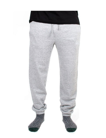 Perry x Light Grey - Slim Fleece Sweatpant