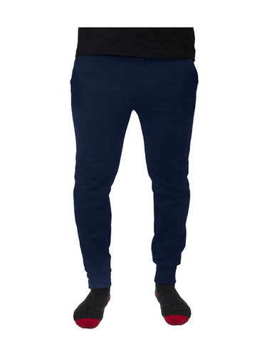 Reagan x Navy - Skinny Fleece Sweatpant