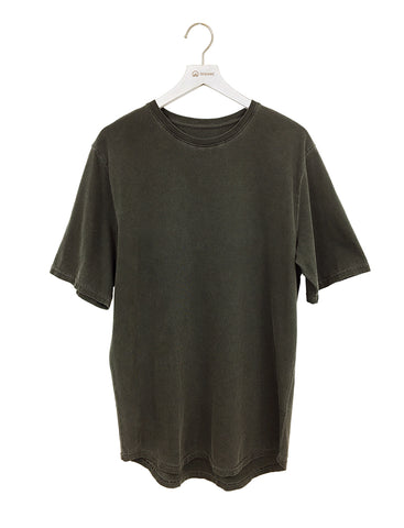 Garment Dye - Men's Scoop Tee