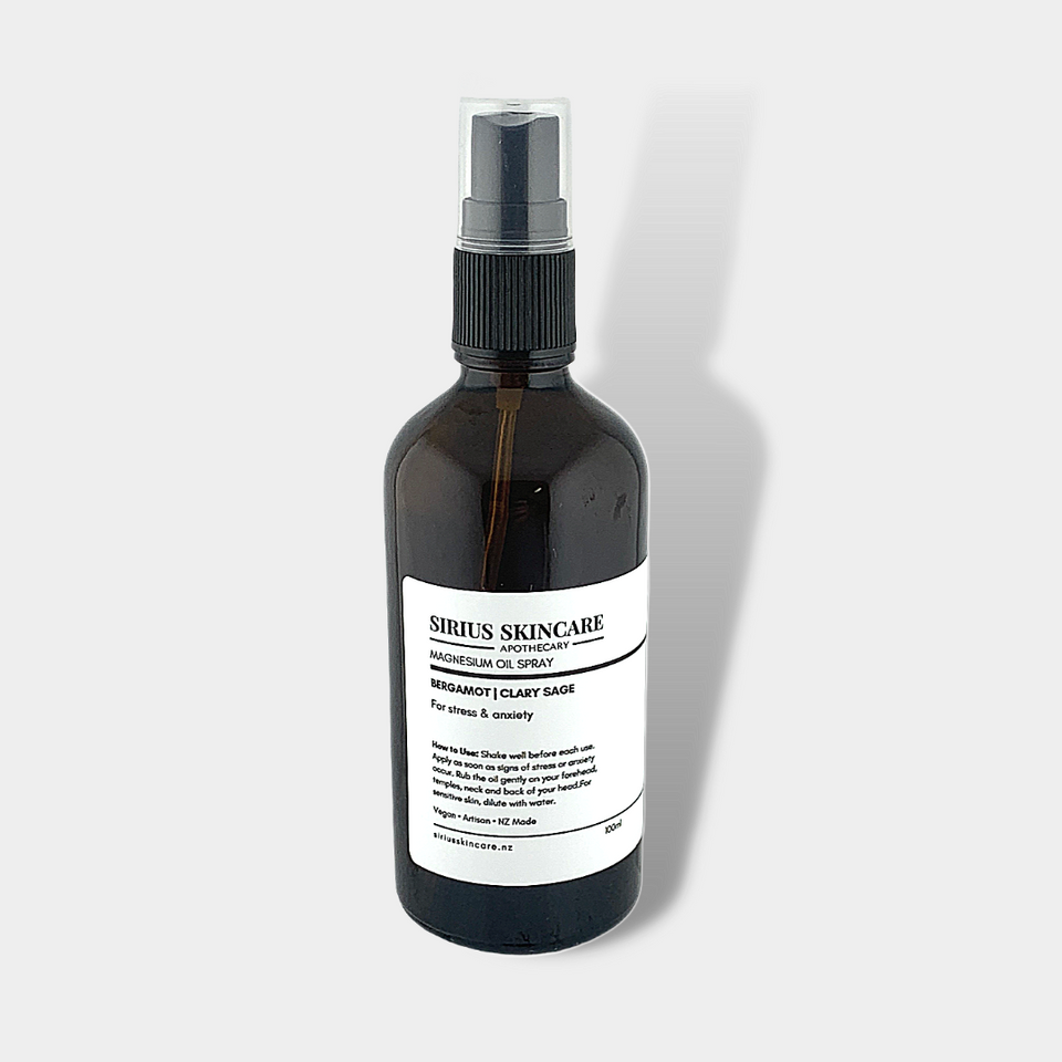 magnesium oil spray for stress