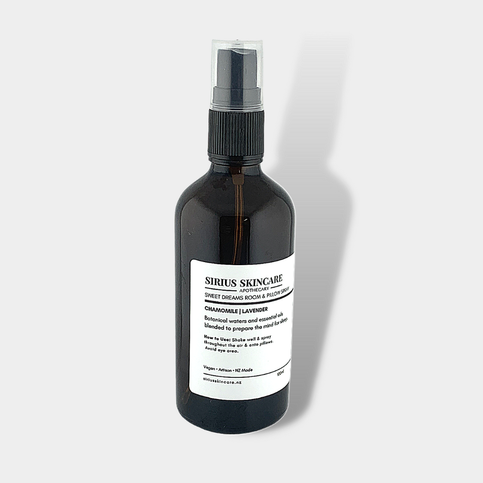 room and pillow spray