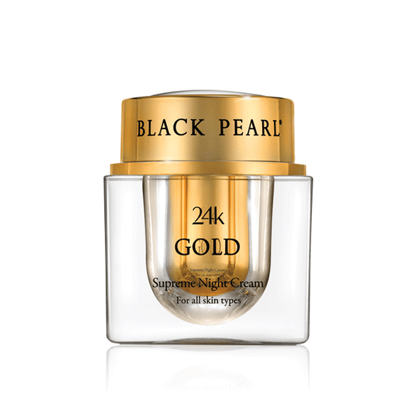 24K Gold Supreme Night Cream