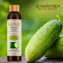 Load image into Gallery viewer, Seamantika Mineral Toner - Cucumber Fruit Extract (all skin types)
