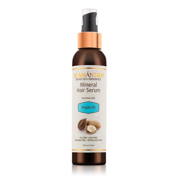 Mineral Hair Serum - Argan Oil