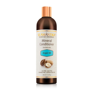 Mineral Conditioner - Argan Oil