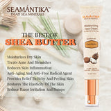 Seamantika Mineral Face Cream - Shea Butter (Normal to Dry Skin)