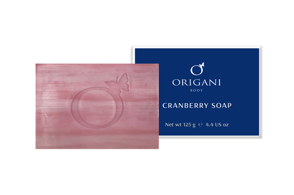 ERDA CRANBERRY SOAP