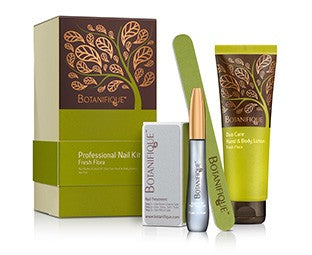 Professional Nail Kit Fresh Flora