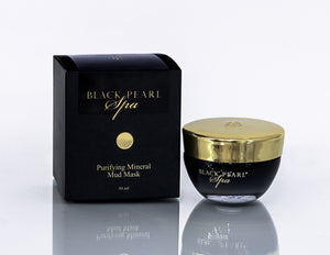 Black Pearl Purifying Mineral Mud Mask