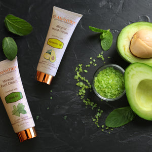Seamantika Mineral Hand Cream - Avocado Oil