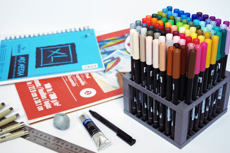 Current Favorite Art Supplies Roundup