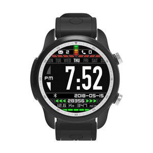 KC03 4G Smartwatch Phone 1GB 16GB IP67 Waterproof GPS