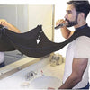Male Beard Apron Men Haircut Apron Waterproof Floral Cloth Household Cleaning Protecter Bathroom Accessories