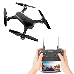 20S PRO WiFi FPV W / 5MP 1080P HD Camera 18 mins Flight Time Foldable JD RC Drone