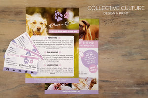 Business Card & Flyer Combo - Buy and Save