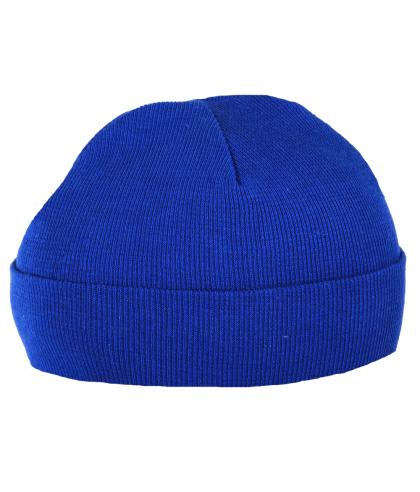 Knitted Beanie / Embroidered