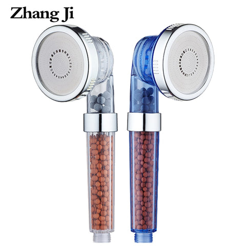 3 Function Adjustable Jetting Shower Head