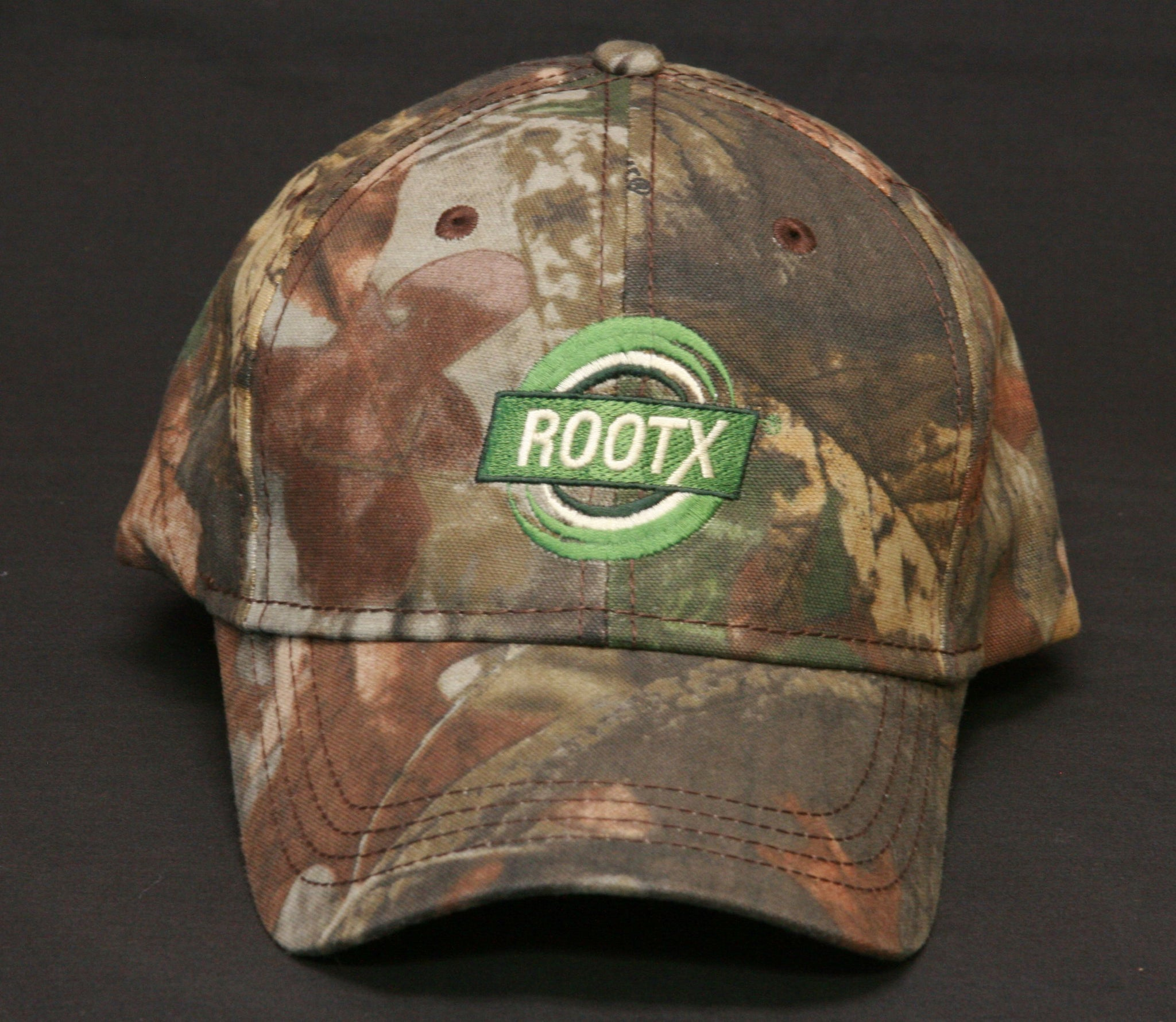 RootX Camo Hat