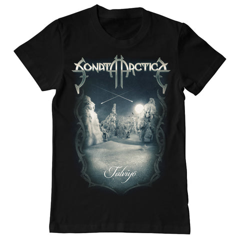 Talviyö Cover T-shirt European Tour 2019 Edition