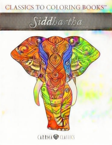 Siddhartha — CARRMA Coloring Books™