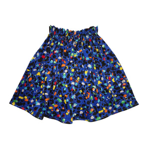 Summer Skirt Colourful Leopard | Josiah Amari
