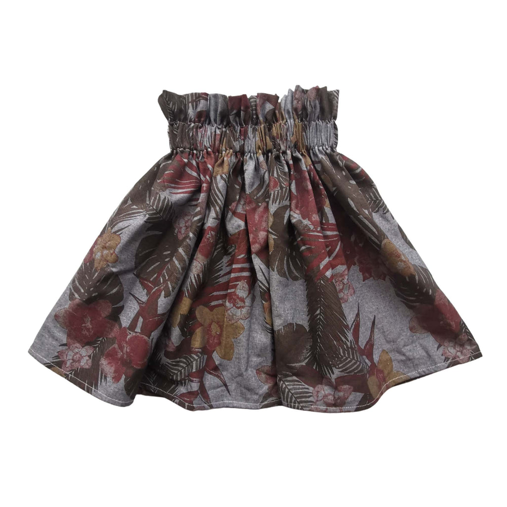 Summer Skirt Linen Jungle Print | Josiah Amari