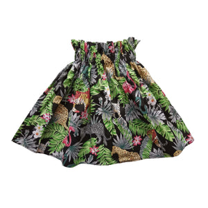 Summer Skirt Jungle Print | Josiah Amari