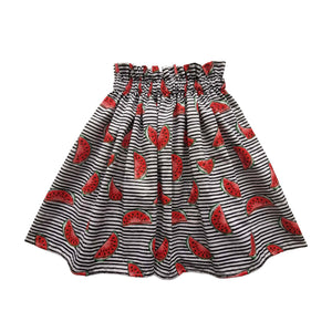 Summer Skirt Watermelon Print | Josiah Amari