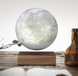 Levimoon - 20cm Levitating Moon Light