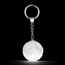 Load image into Gallery viewer, The Full Moon Keychain