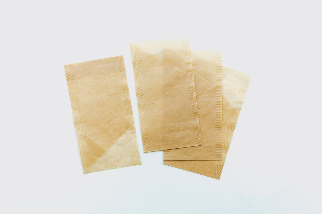 Biodegradable Tea Filters