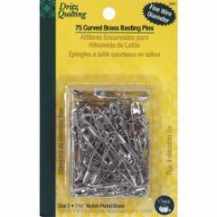 Curved Basting Pins Size 3