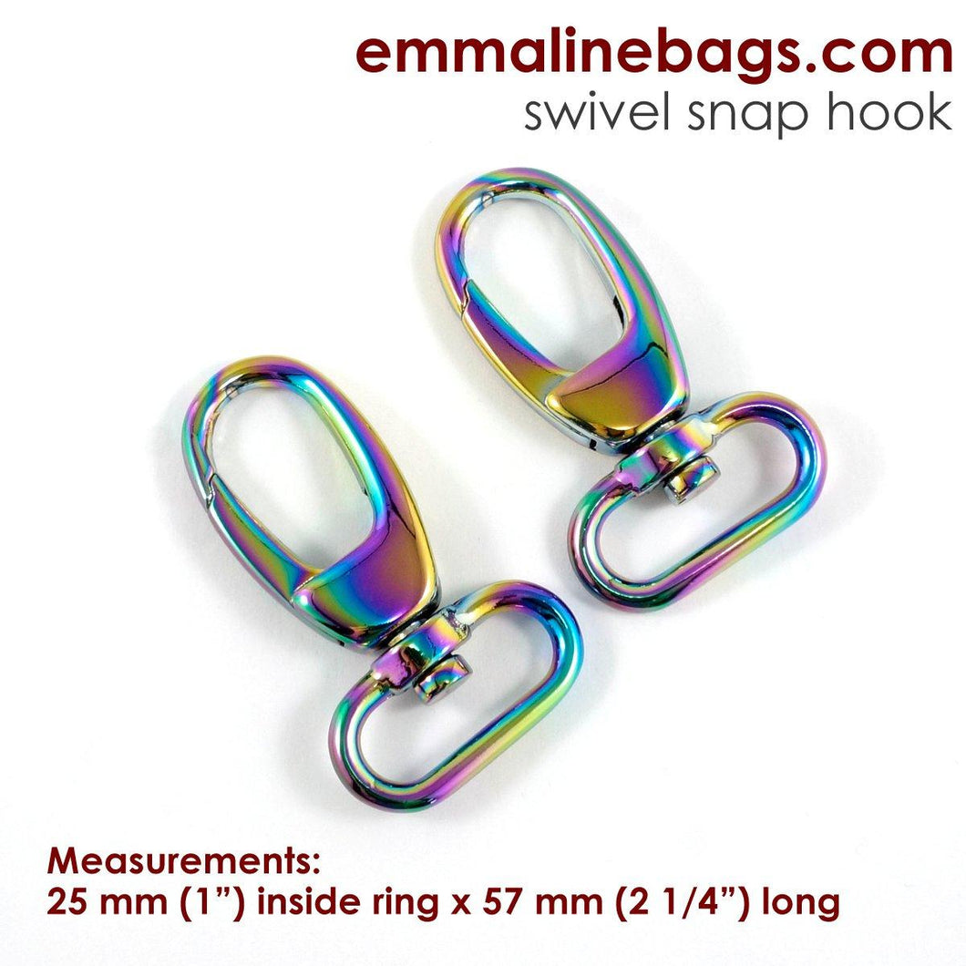 Emmaline Swivel Snap Hook 1