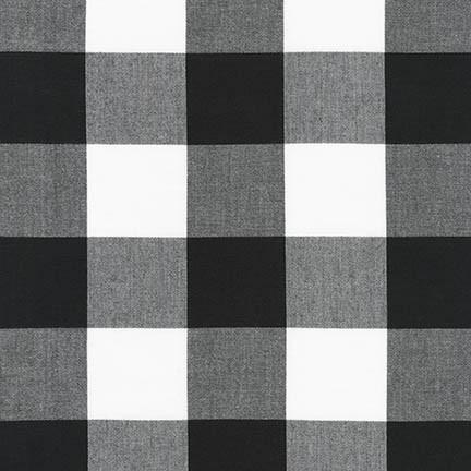Carolina Gingham Black/Black