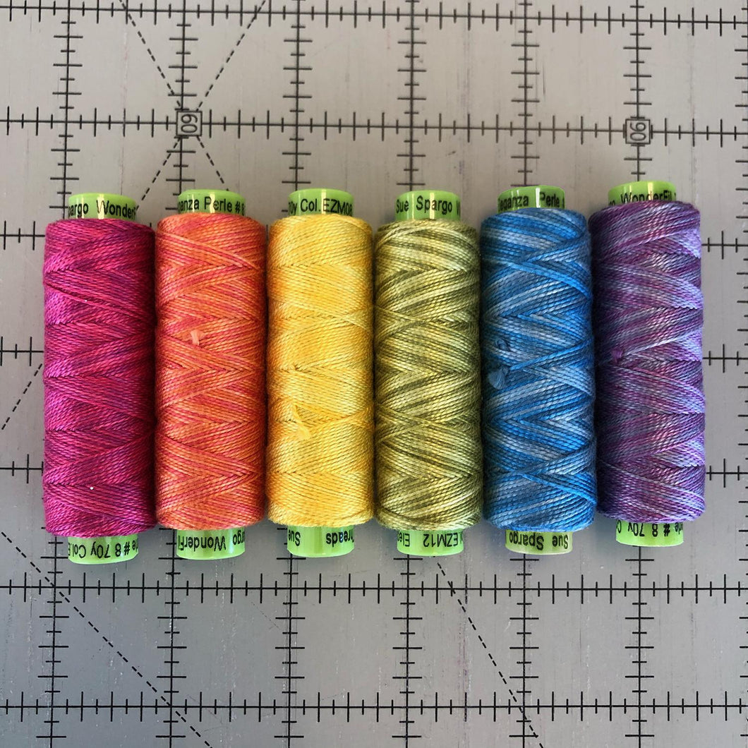 Ya Ya Helen Quilt Thread Kit