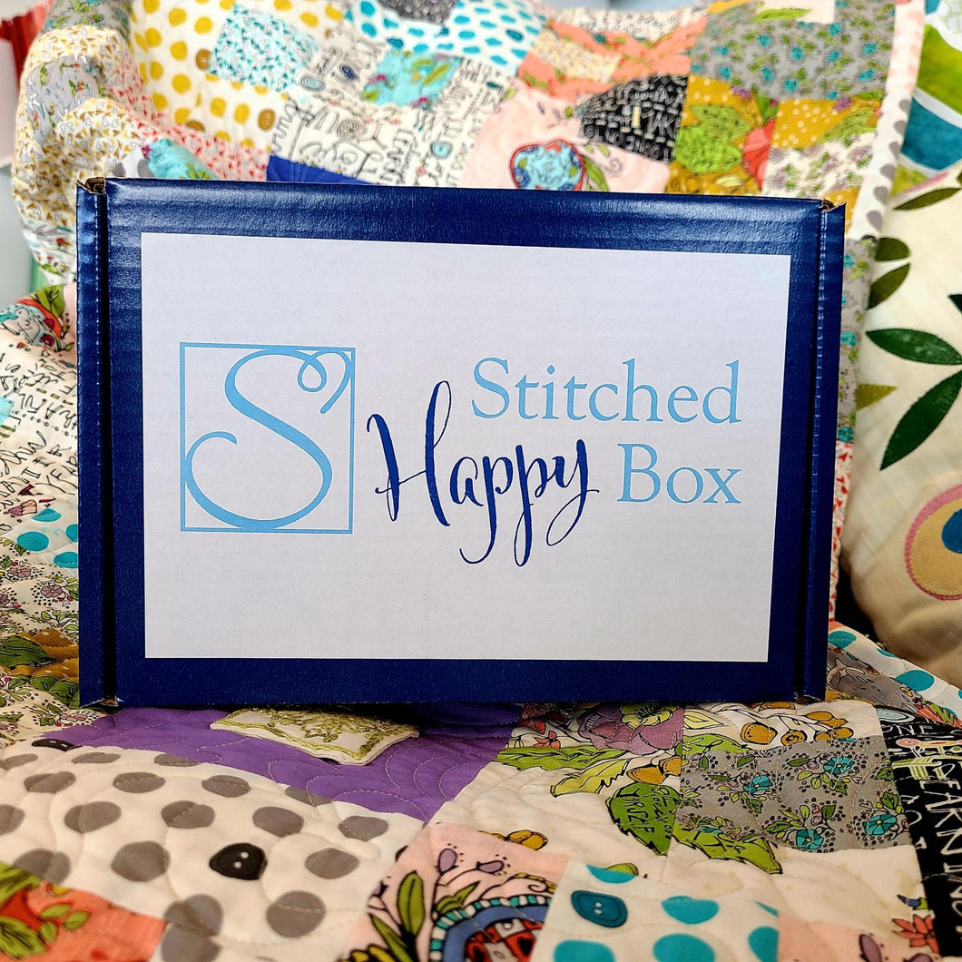 SWL Stitched Happy Box 3/2021