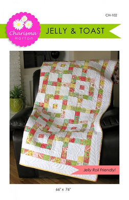 Jelly and Toast Quilt Pattern