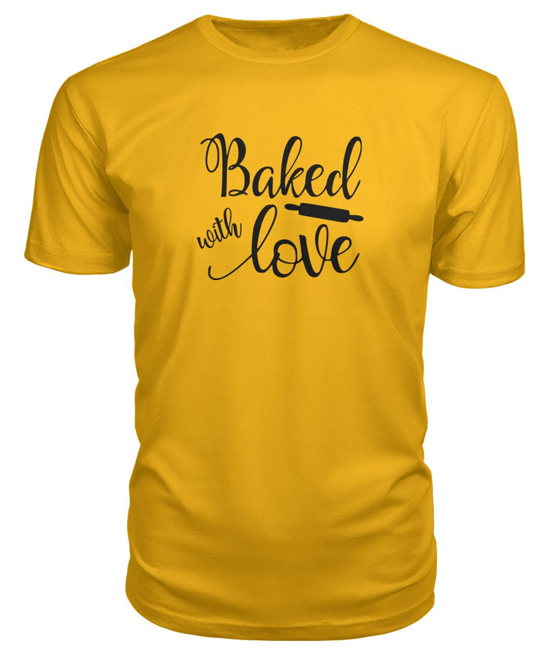 Baked With Love Premium Tee