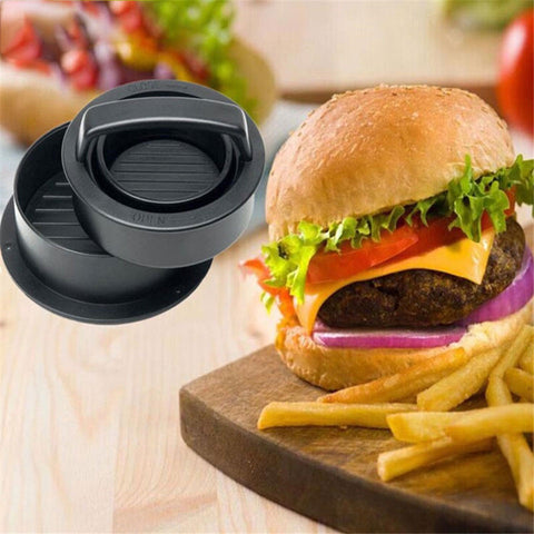 Hamburger Makers Non-Stick Chef Press