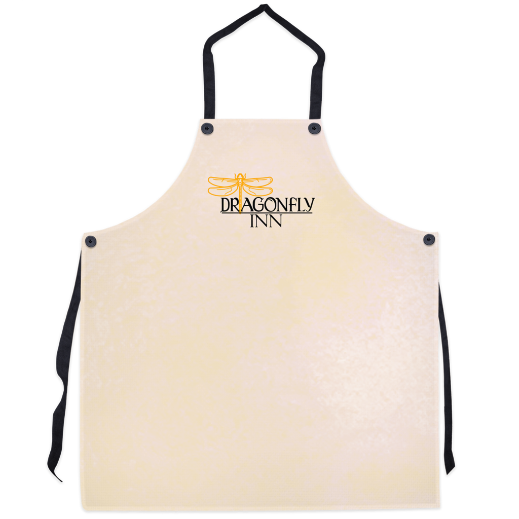 Dragonfly Inn Apron