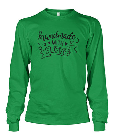 Image of Handmade With Love Long Sleeve