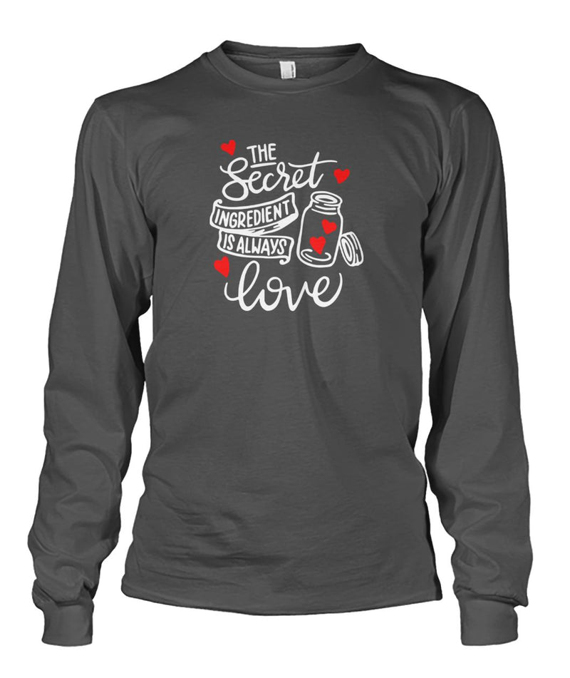 Secret Ingredient Long Sleeve