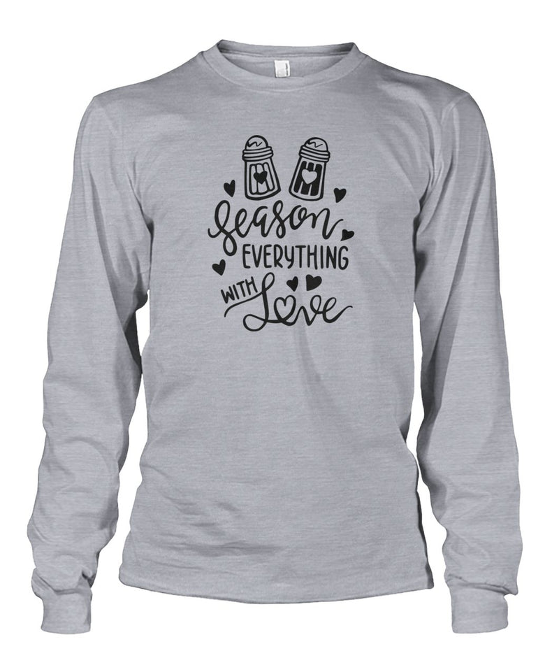 Season Everything With Love Long Sleeve