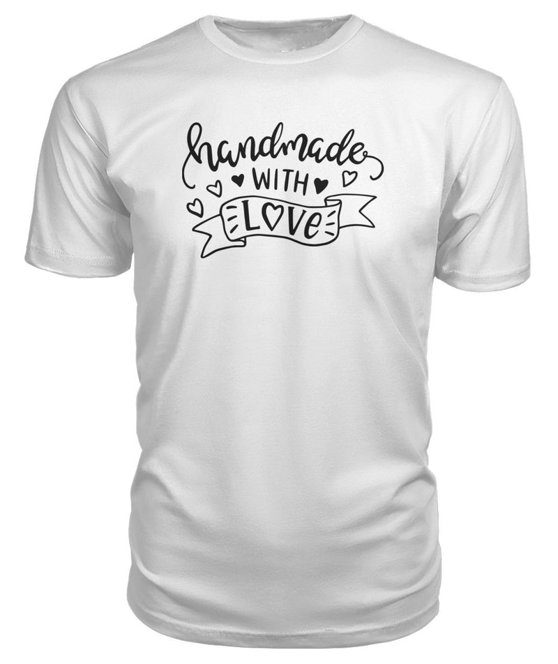 Handmade With Love Premium Tee